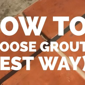 How to Choose Grout For Your Next Mosaic Project