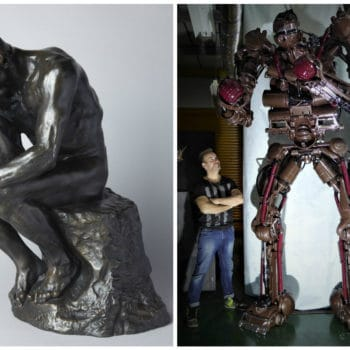 How Rodin Has Influenced Modern Sculpture
