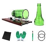 Glass Bottle Cutter, Bottle Cutting Machine Kit for Wine/Beer Bottles Crafting