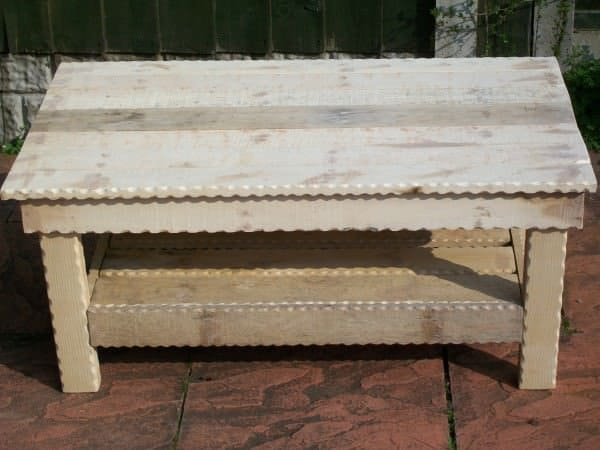 Pallet Coffee Table Recycled Furniture Recycled Pallets