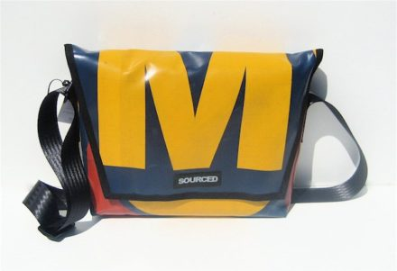 Handmade Upcycled Bags