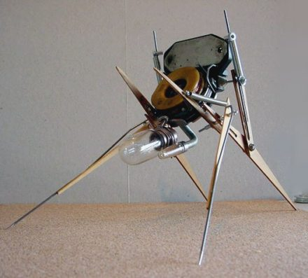 Spare Parts Bug