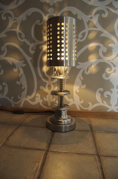 35mm Film Spool Lamp Lamps & Lights