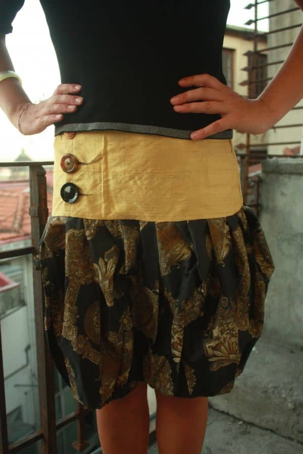 Umbrella Skirt Clothing