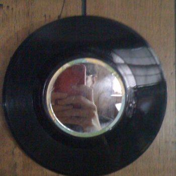 Vinyl Mirror