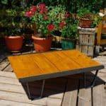 Sncf Palett Table
