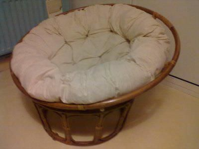 Papasan Light Lamps & Lights