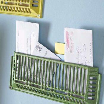 Mail Storage Grates