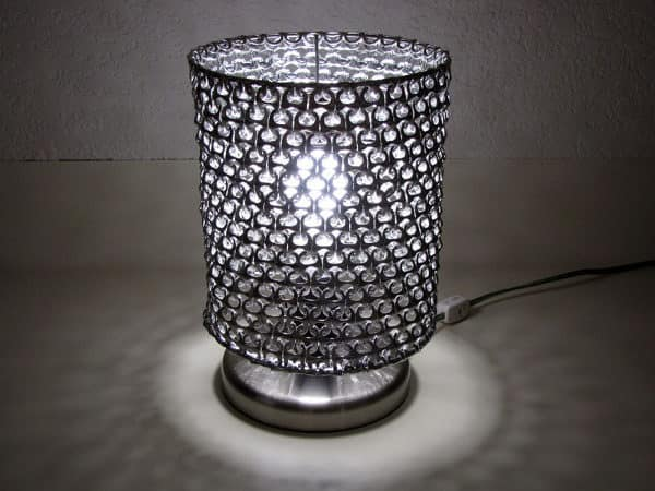 Pop Top Lamp Shade Do-It-Yourself Ideas Lamps & Lights