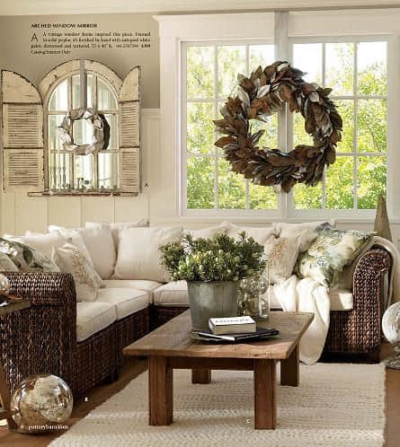 Decorate with Old Windows • Recyclart