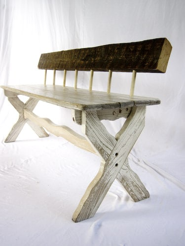 M Design and the Scrap Project Recycled Furniture Wood & Organic