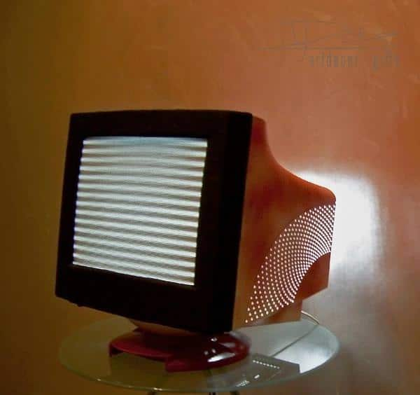Interior Lamp – Technology Lamps & Lights Recycled Electronic Waste