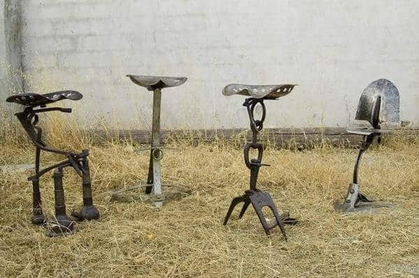 Stool Professor Recycled Furniture