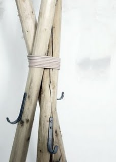 Wood Hanger Accessories Do-It-Yourself Ideas Wood & Organic