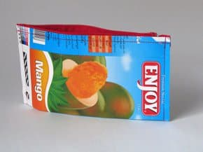 Milk or Juice Packaging Pouch Accessories Recycled Packaging