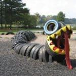 Snake on the Playground