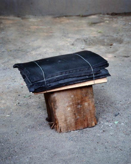Chair and Stool Recycled Furniture