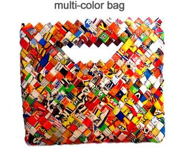 Chips Bags to Chic Bags