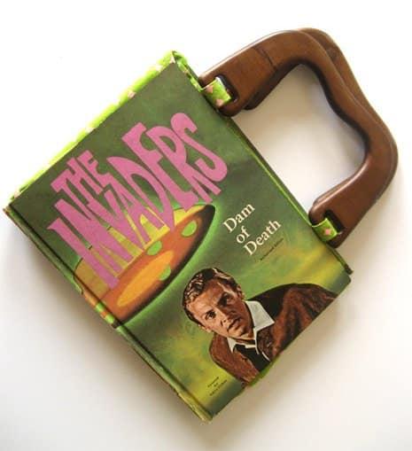 Diy: Book Handbag Do-It-Yourself Ideas Recycling Paper & Books