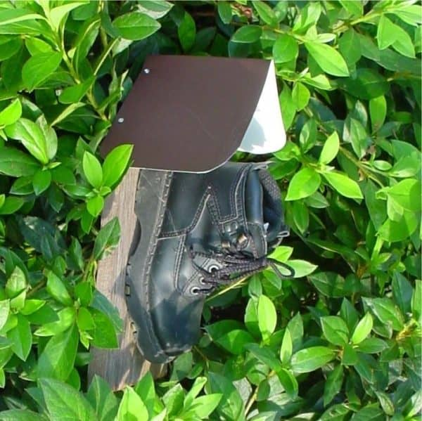 Old Boot Into Birdhouse Garden Ideas