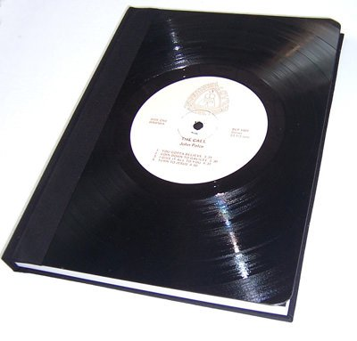 Lp Record Book Recycled Vinyl Recycling Paper & Books
