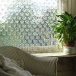 Bottle Bases Curtain