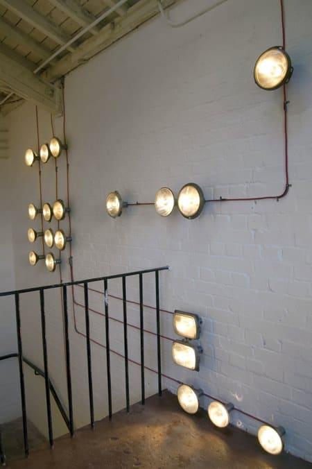 Car Headlights Home Improvement Lamps & Lights Mechanic & Friends