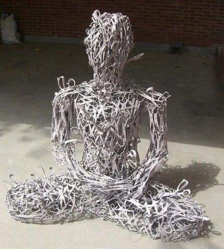 Scissors Sculptures