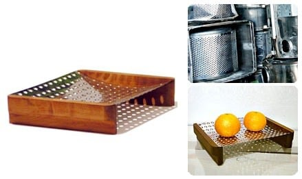 Serving Dish Accessories Recycling Metal
