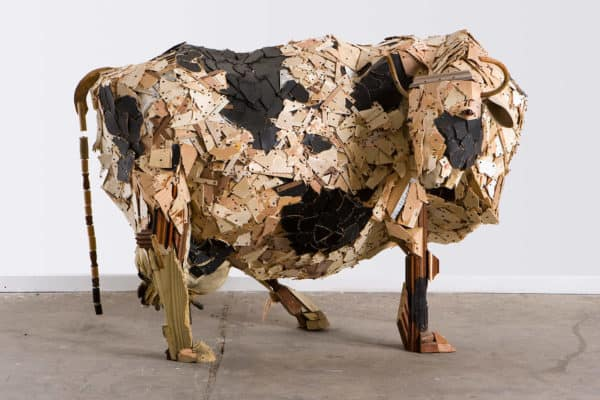 Animal Farm By Federico Uribe Recyclart