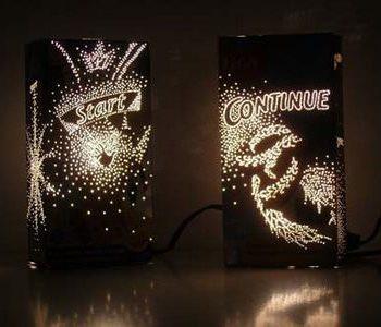 Packaging lights