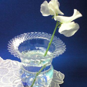 DIY : plastic bottle vase