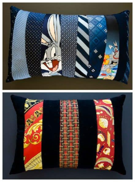 Ties Pillows