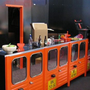 2CV cupboard