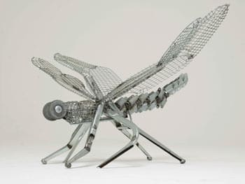 Old Cart Into Animal Sculptures Recycled Art Recycling Metal