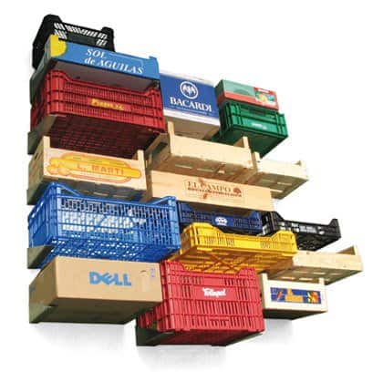 Diy : Storage Do-It-Yourself Ideas Recycled Packaging