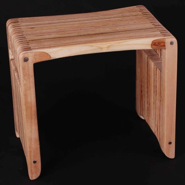 Wood Bench Recycled Furniture Wood & Organic