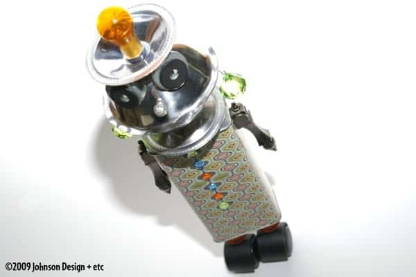 Treasurebots Recycled Art Recycling Metal