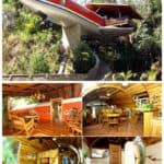 House in a Plane