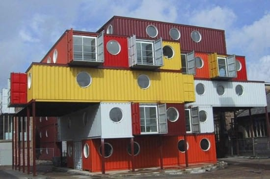 Container City Ii Home Improvement