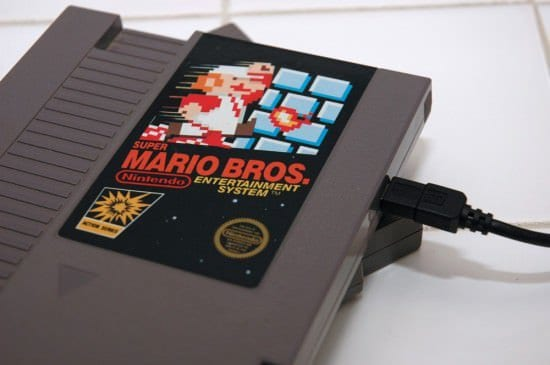 8-bit Nes Hard Drives Recycled Electronic Waste