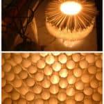 Drinking Straws Lamp