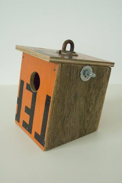 Bird Houses Wood & Organic