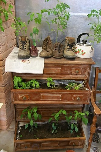 Repurposed Furniture Recyclart