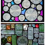 Houseware Graveyard From Recycled Glass