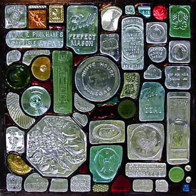 Houseware Graveyard From Recycled Glass Recycled Glass
