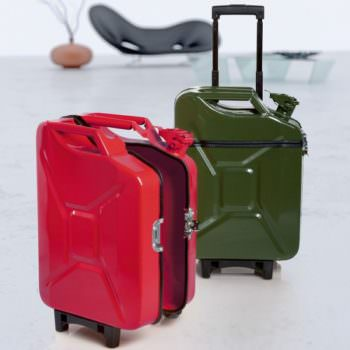 GasCases: Jerry Cans Into Suitcases