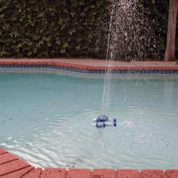 The Pool fountain
