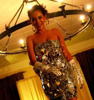 Broken Glass Dresses