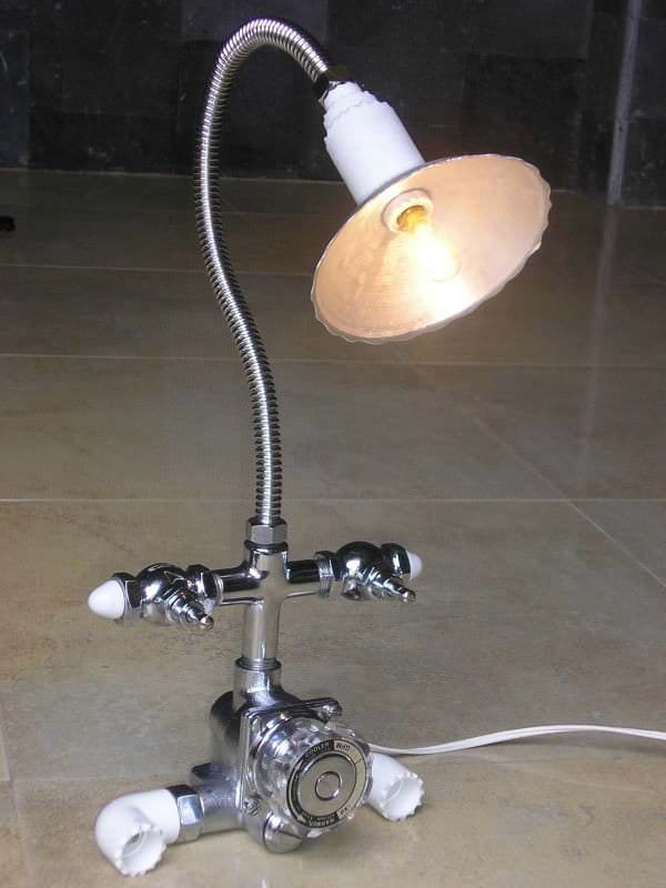 Regulator Water Heater Pipe Lamp Lamps & Lights